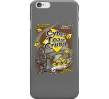 Cyber Toast Crunch iPhone Case/Skin