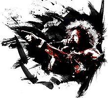 Rage Against the Machine by vivalarevolucio