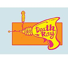 Death Ray Photographic Print