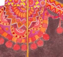 The Lovely Llama Sticker