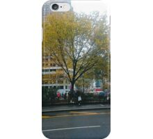 Autumn In New York iPhone Case/Skin