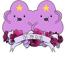 Oh My Glob by Anna Iwanuch