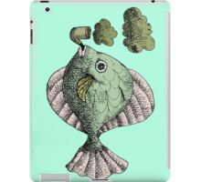 Fish Pipe iPad Case/Skin