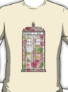 Rose TARDIS T-Shirt