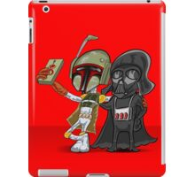 Darkside Selfie iPad Case/Skin