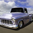 Chevy Stepside Pickup by Keith Hawley