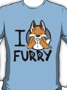 I grrarrrgh furry (fox version) T-Shirt