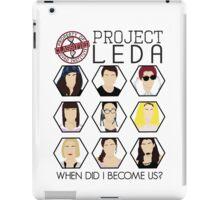 Project LEDA - Orphan Black iPad Case/Skin
