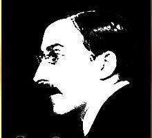 Stefan Zweig by mindprintz