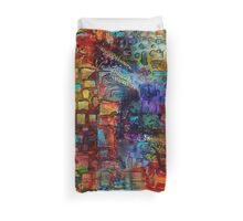 Where Healing Waters Flow Duvet Cover