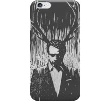 Eat the rude iPhone Case/Skin