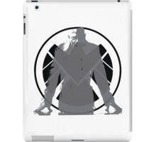 Director Silhouette iPad Case/Skin