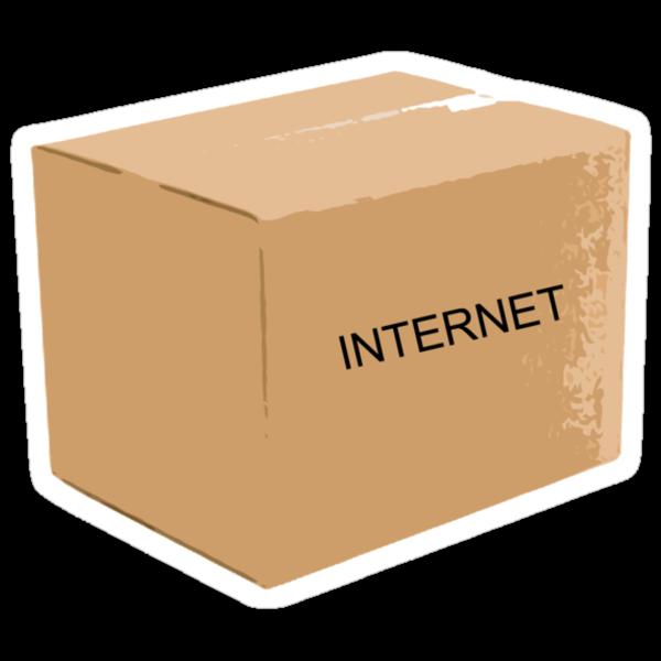 Internet Box by TheGrimHeapr