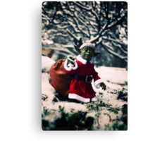 Happy These Holidays Will Be Canvas Print