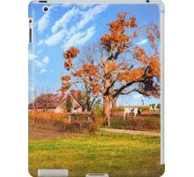 Autumn Kentucky Farm iPad Case/Skin