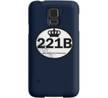 221B Baker St. Samsung Galaxy Case/Skin