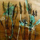 "Morington Peninsula Grassland Series 1 by Belinda ""BillyLee"" NYE (Printmaker)"