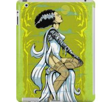 Bride of Frankenstein Pinup iPad Case/Skin