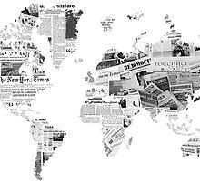 World News by artwrkinprogres