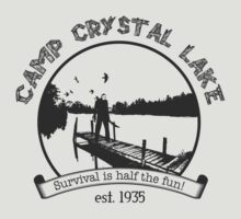 Camp Crystal Lake by SecretNinja