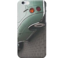 Mint Green Figaro iPhone Case/Skin