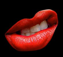 Red Lipstick by sbarriault