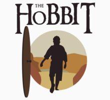 The Hobbit by vectorus