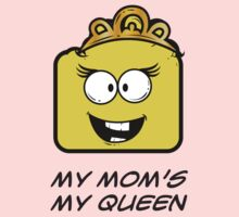 MY MOM'S MY QUEEN Kids Clothes