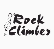 Rock Climber by SportsT-Shirts