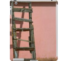 Let me take my chances on the wall of death iPad Case/Skin