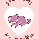 Rattata Valentine by Steph Hodges