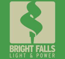Bright Falls Light & Power (Alt.) Kids Clothes