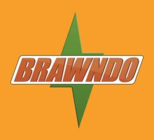 BRAWNDO Logo by LynchMob1009