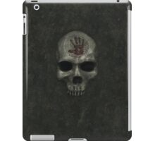 Alt. Dark Brotherhood Door iPad Case/Skin