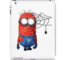 Spiderman Minion iPad Case/Skin