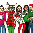 Christmas Jumpers by Laura Hutton
