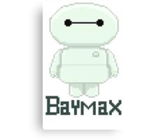 Big hero 6 baymax  chibi Canvas Print