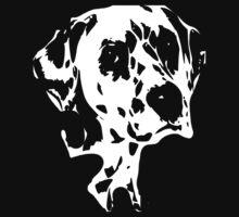 dalmatian t-shirt by ralphyboy