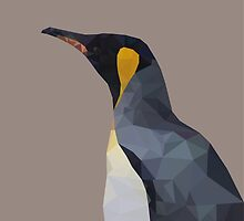 LP Penguin by Alice Protin