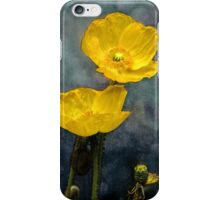 Iceland poppy iPhone Case/Skin