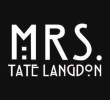 TATE LANGDON by superxnatural