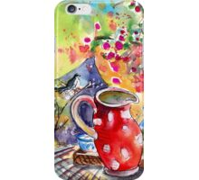 Still Life in Bergamo 01 iPhone Case/Skin