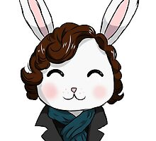 Cumberbunny by DarthKawaii42