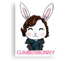 Cumberbunny Canvas Print