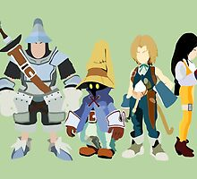 final fantasy ix by tandemsy
