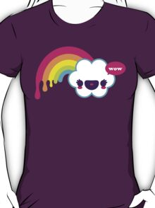 Wow Rainbow T-Shirt