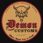 Demon Customs Hot Rod by INFIDEL