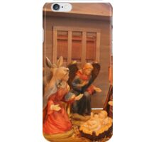 Church Nativity iPhone Case/Skin