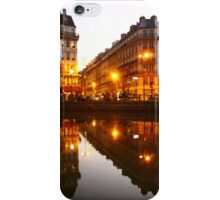 River reflections iPhone Case/Skin