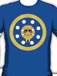 Pikachu's Trip - two circles T-Shirt